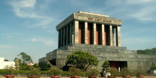 Ho Chi Minh Mausoleum Travel Information For Vietnam