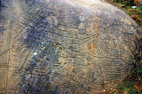Bãi đá cổ Sa Pa