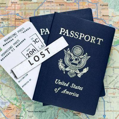 lost passport vietnam visa on arrival1
