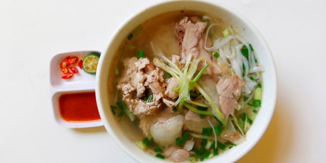 Vietnam Regional Noodle Soups - Travel information for Vietnam from local experts