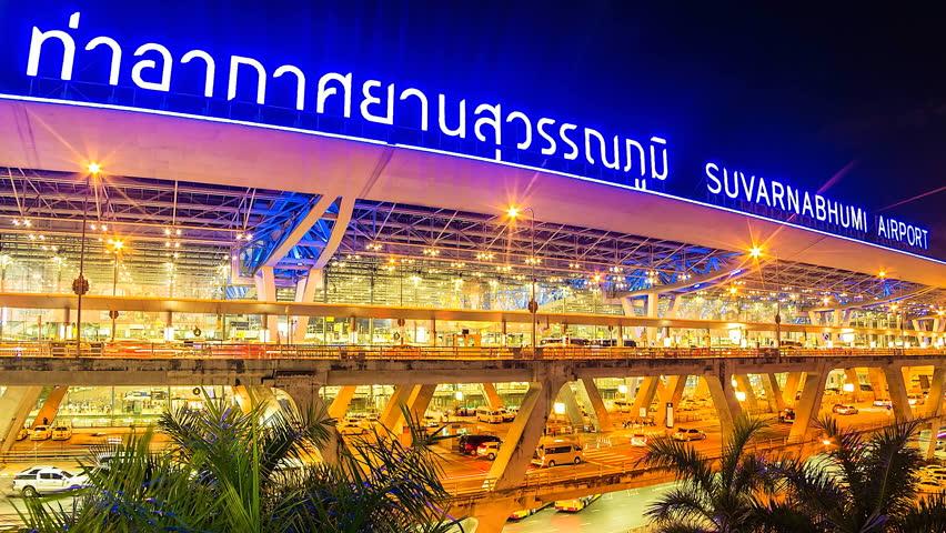 Suvarnabhumi Airport Vietnam visa run