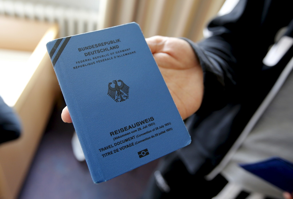 German citizens has the best passport in the world