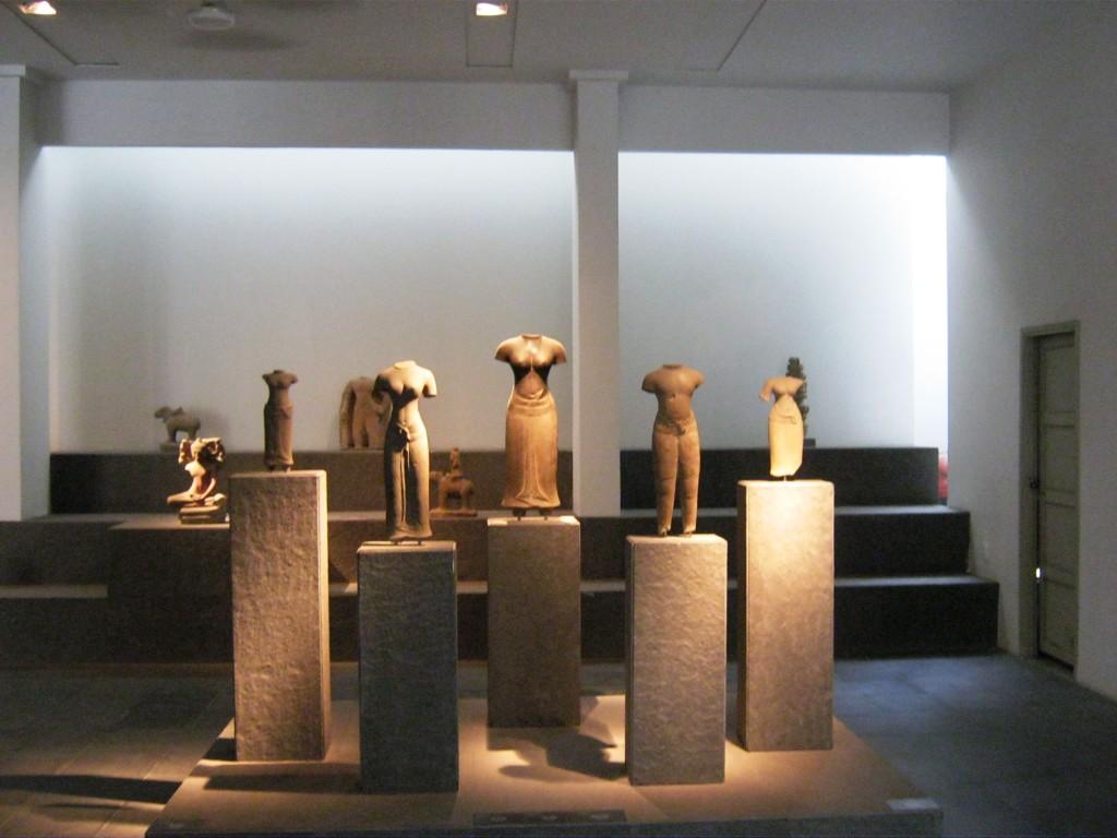 champa-sculpture
