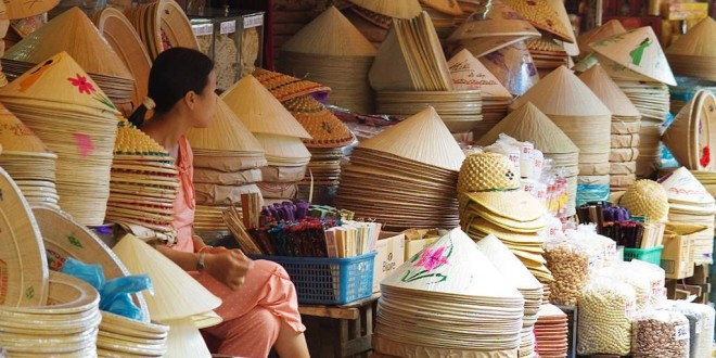 Famous Markets in Vietnam - Travel information for Vietnam from local experts