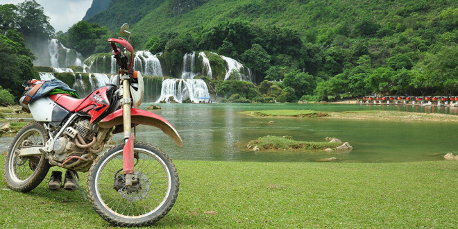 Crossing Borders with a Motorbike in Indo-china - Travel information for Vietnam from local experts