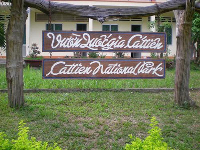 cat-tien-national-park