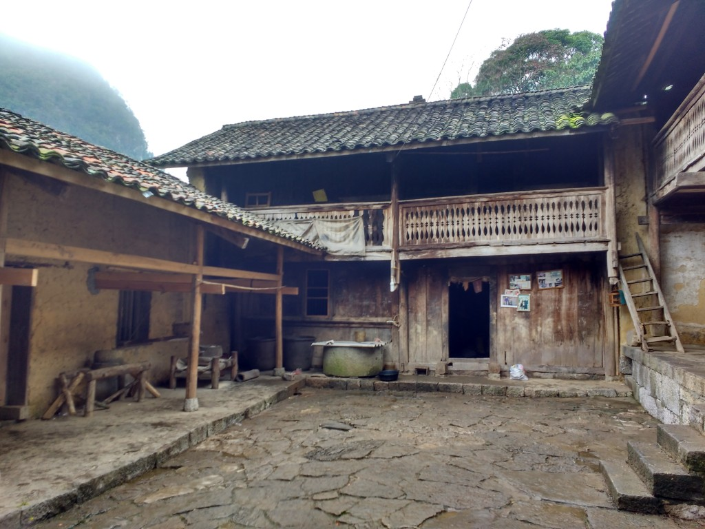Pao's House in Ha Giang