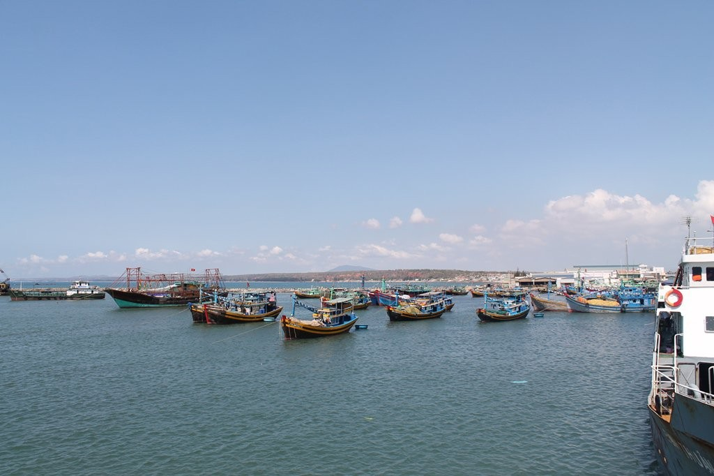 Phan Thiet Harbor