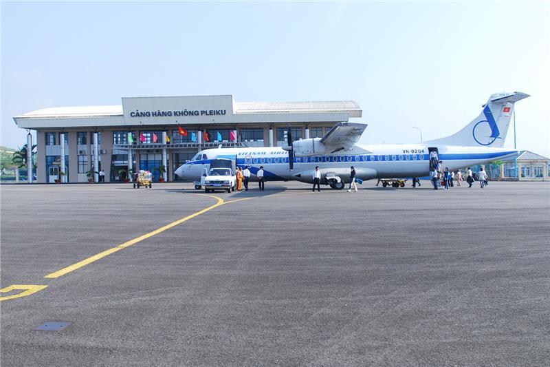 Pleiku Airport