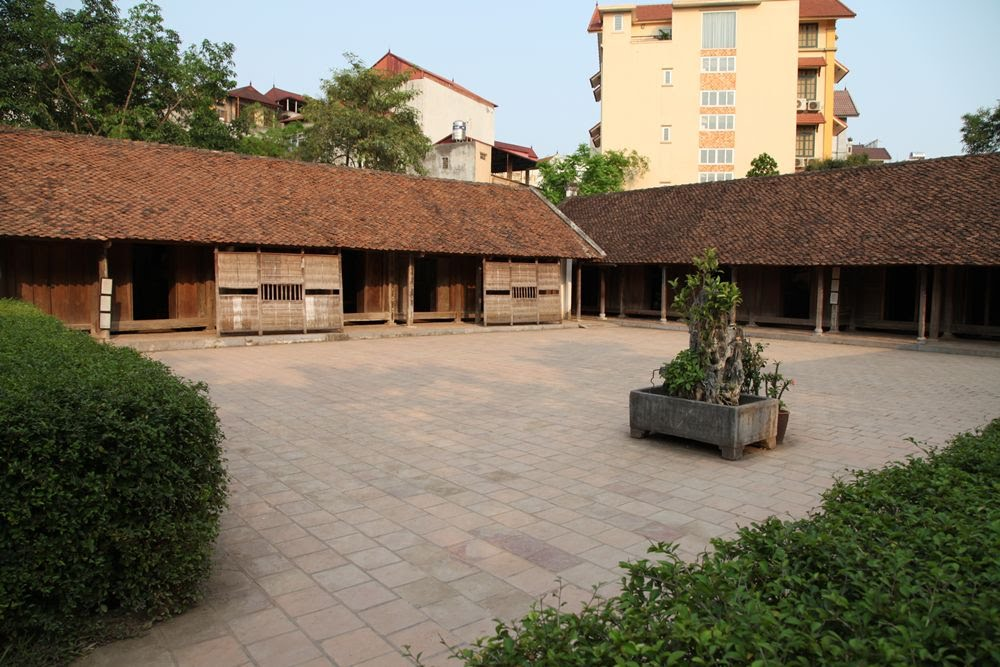 Viet House at Hanoi Museum of Ethnology