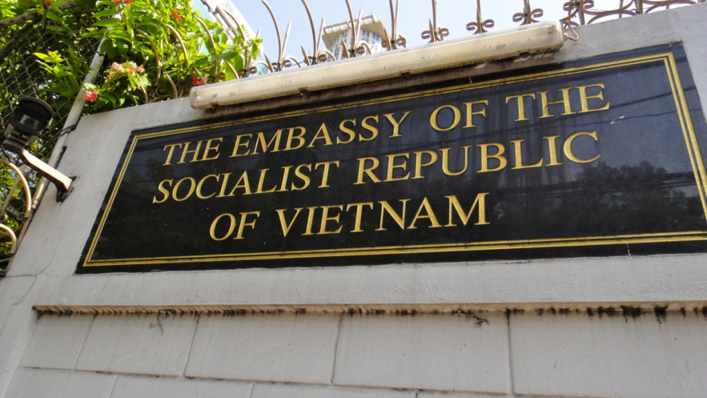 Vietnamese Embassy Bangkok