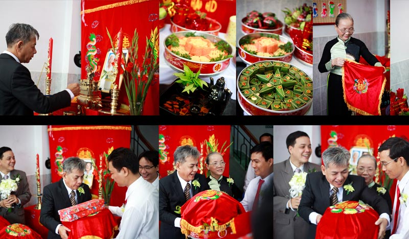 Vietnamese Wedding Is Not As Complex And Expensive Before All Ceremonies Can Hen In Only A Day