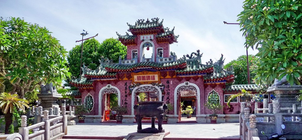 Assembly Hall of Phuc Kien