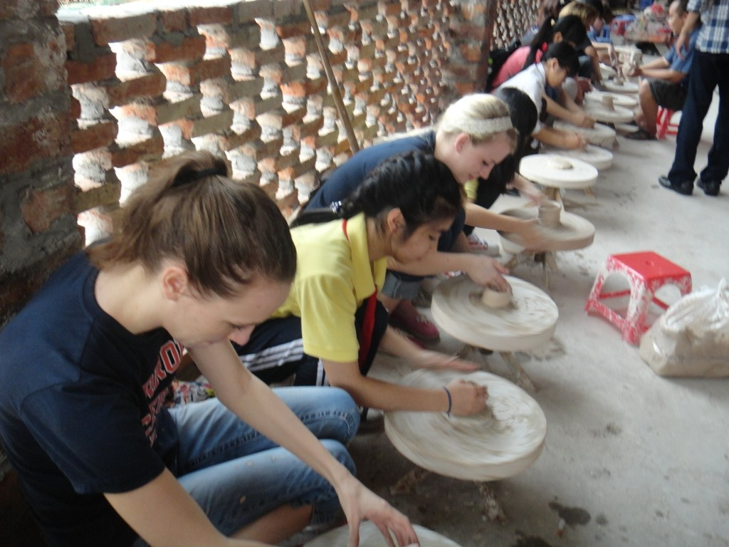 pottery-self-making