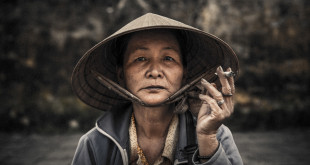 Faces of Vietnam by Andrew Kirkby
