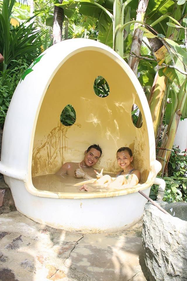 Private Egg tub