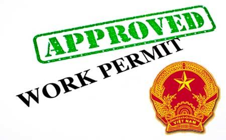 permit work vietnam