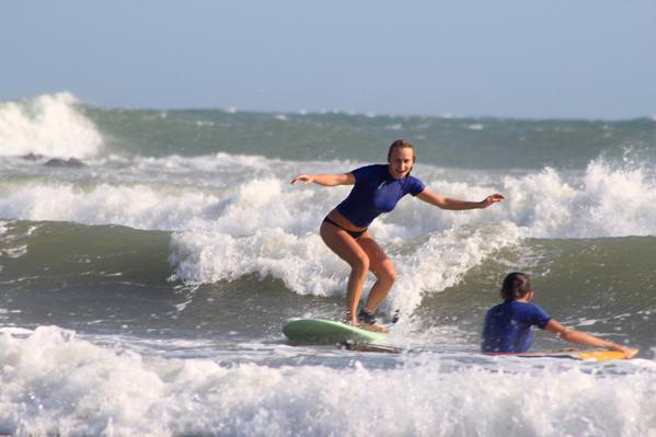 Vietnam Surfen