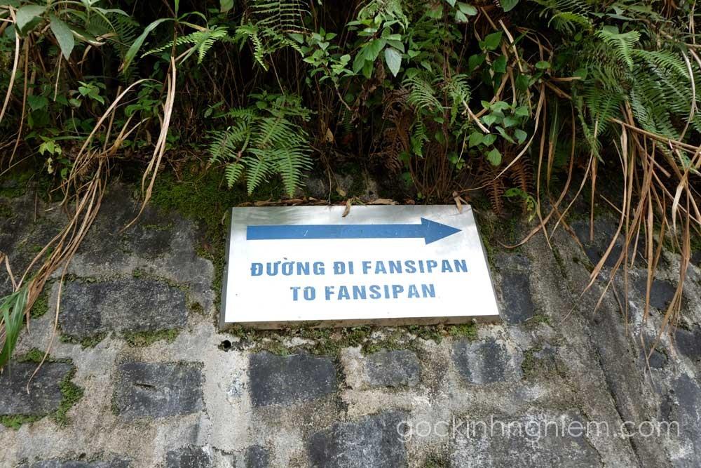 Road to Fansipan (Source: gockinhnghiem)