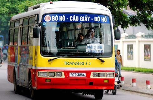 Hanoi-Bus