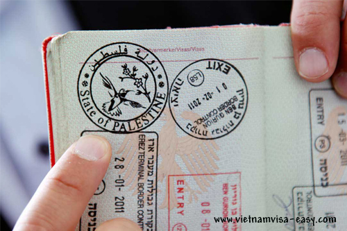 requirements for vietnam visa on arrival