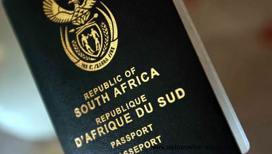 vietnam visa for south africans